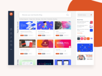 Product Hunt Redesign Concept