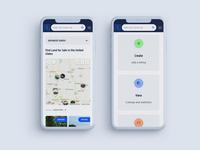 The Land Market Mobile Design