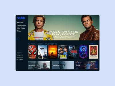 Vudu Movie App