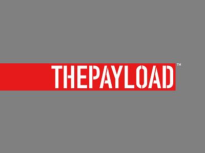 THEPAYLOAD typography illustration vector branding design logo
