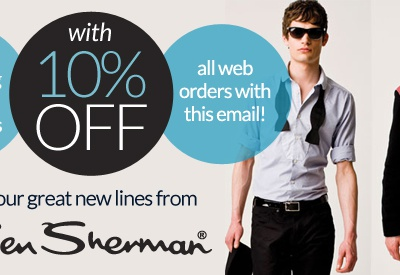 Email newsletter email newsletter ben sherman