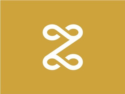 Luxurious Letter Z Initial Logo Design by Zuhair Ahmed on