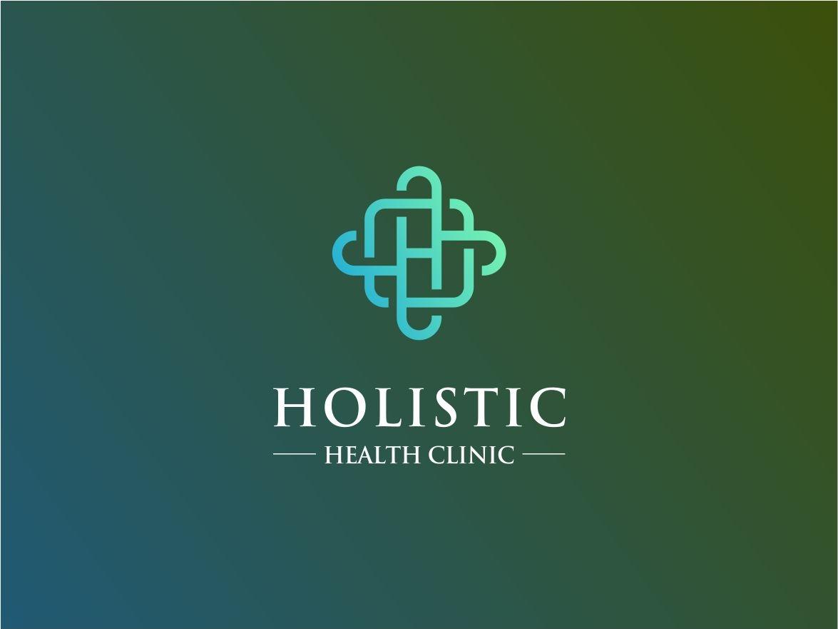 Holistic Heatlh Logo Concept by Zuhair Ahmed on Dribbble