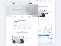 Acrylic web design