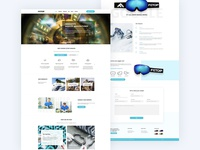 Fetop website design