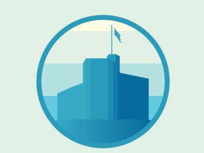 Cardiff Castle Logo Idea