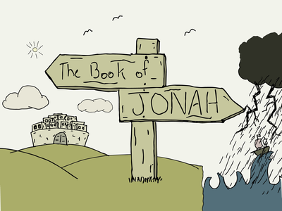 Jonah illustration