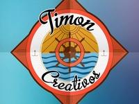 Poster Timon Creativos