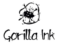 Gorilla Ink Logo Design