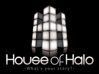 House Of Halo Logo Design