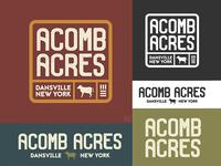 Acomb Acres: Brand Identity