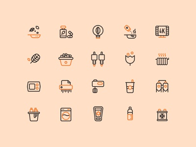 Features icons icon family ecommerce features icon