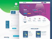 Ooautos.com  / Web UI Design