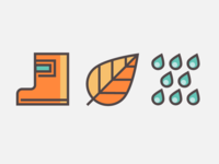 This Fall Icon Set