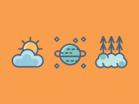 Weather Forecasts, Predictions, Guesses