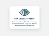 Weather App Alert