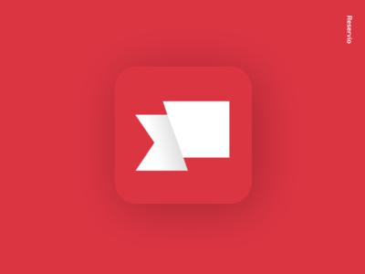 Reservio Lyfestyle App Logo