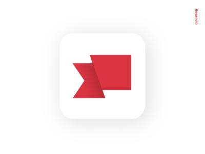 Reservio Business App Logo