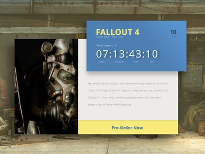 Daily UI - Day 14: Countdown Timer sketch free 014 dailyui timer time number countdown clock ux daily ui