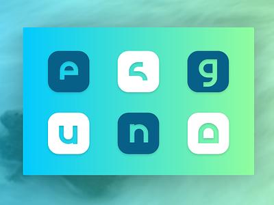 Daily UI Challenge #005 - App icon ui dailyui daily challenge app app icon