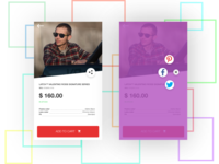 Daily UI Challenge #010 - Share button
