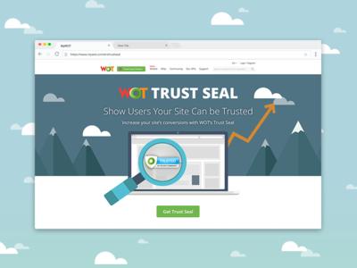 Wot Trust Seal