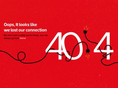 404 Error Page | Illustration