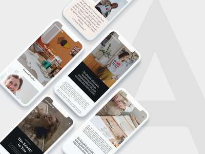Almanaque | Mobile Version