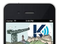 Kiltr mobile app