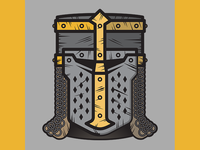 For Honor Sub-Reddit Flair: Conqueror