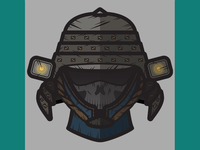 For Honor Sub-Reddit Flair: Orochi