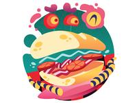 A sandwich?