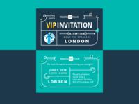 VIP Invitation card