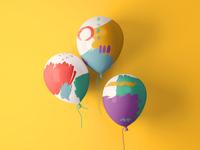 Baloons /Boni'nin Kutusu