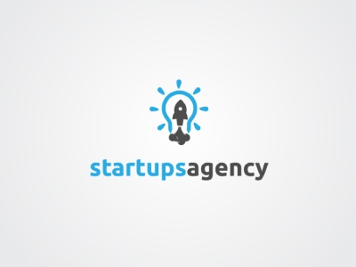 Startups Agency identity corporate branding designer illustrator graphic creative minimal modern mark design logo