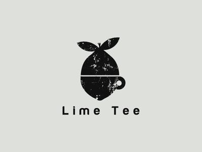 Lime Tee illustration adobe icon identity corporate typography branding brand designer illustrator graphic minimal mark modern creative logo design