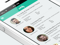 Notely App- NotesFeed UI,UX Interface
