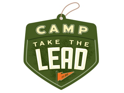 Camp Take the Lead retail camping