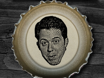 My Bio Pic avatar portrait bottlecap headshot