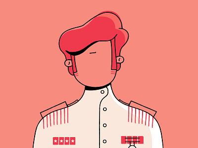 General general affinity designer affinity vector character illustration