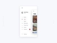 Daily UI #009 - Navigation