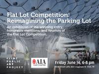 Flat Lot Exhibition Promotional Pieces
