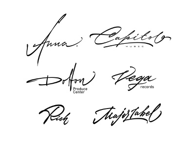 Some of my work. Which I made recently for interesting orders. typography clothing brushpen lettering calligraphy brush