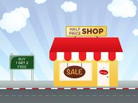 Half Price Shop