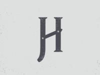 Johnny Harrelson Custom Construction Logo