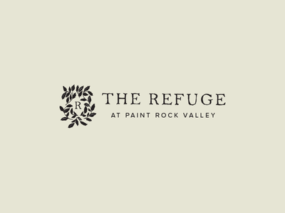 The Refuge Logo Option 1