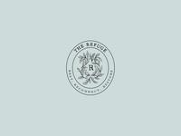 Logo for The Refuge - Concept 2