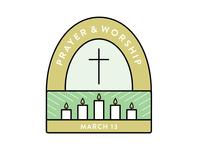 Prayer & Worship Icon
