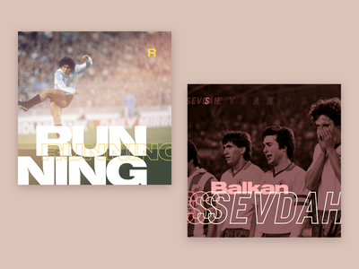 Spotify covers cover design football music visual