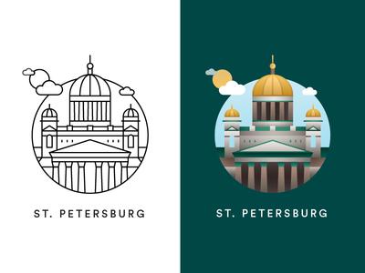 Hello St. Petersburg!